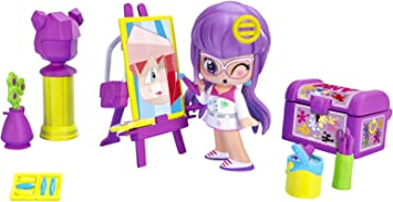 Pinypon - Clases, Pack 2, Set muñeca y Accesorios (Famosa ...