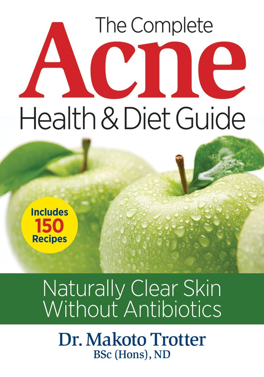 Complete Acne Health Diet Guide product image