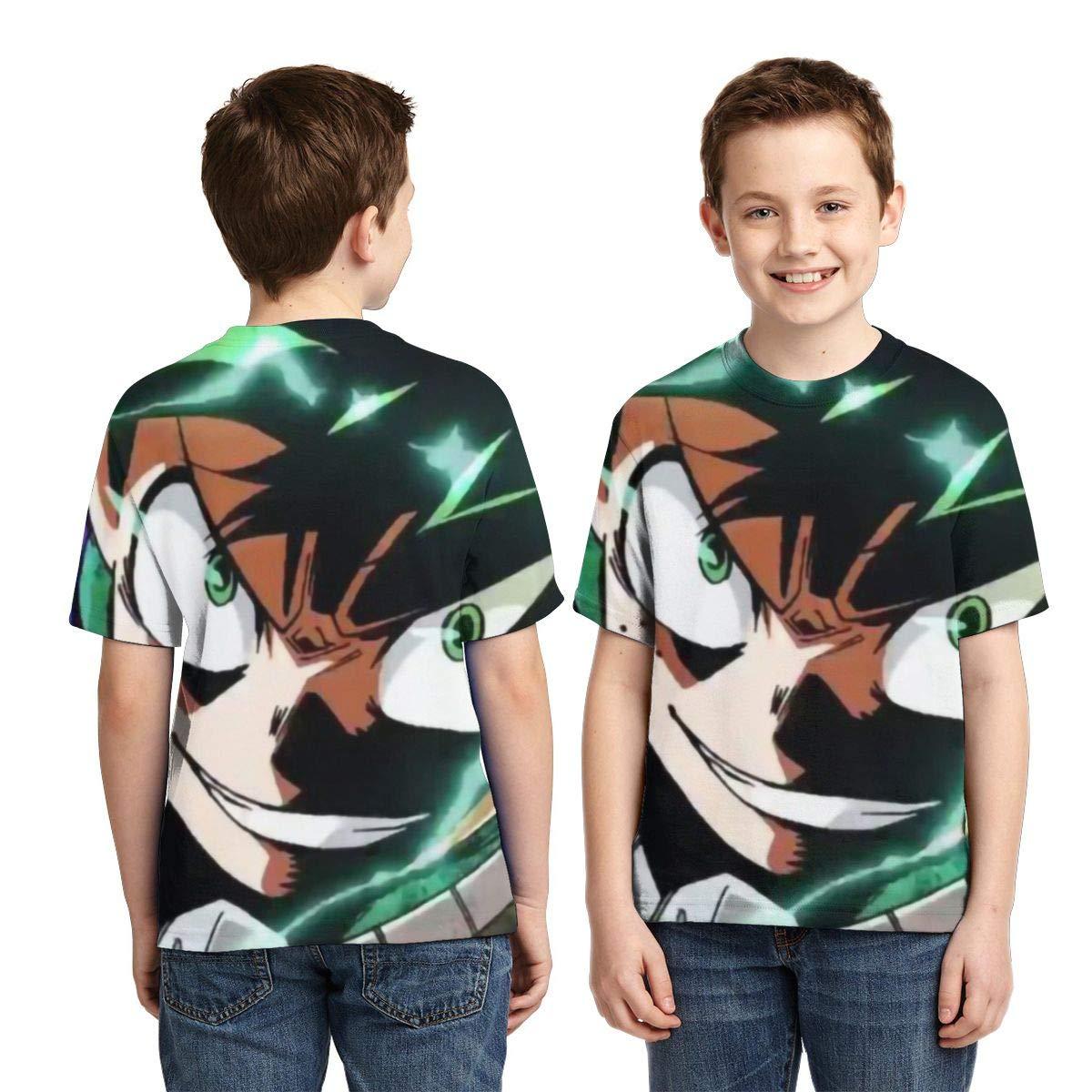 My Hero Academia Son Party T-Shirt Black