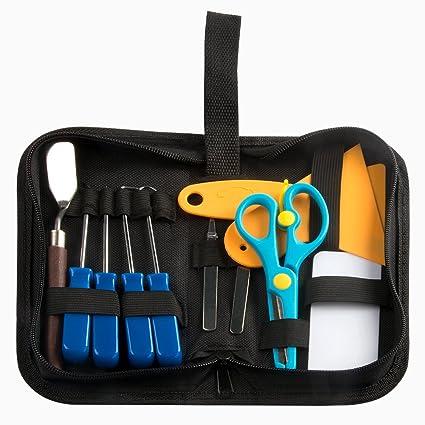CCMART - Juego de herramientas de vinilo para manualidades ...