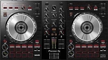 Amazon.com: Pioneer - Controlador de DJ, Negro, 0: Musical ...