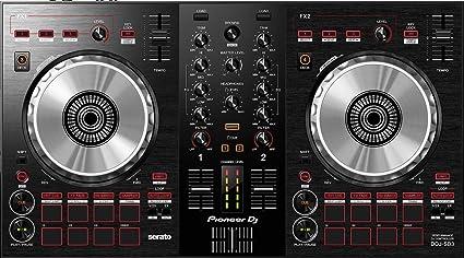 Amazon.com: Controlador Pioneer DJ, Negro, na: Musical ...