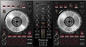 Pioneer DJ DJ Controller, Black (DDJ-SB3)