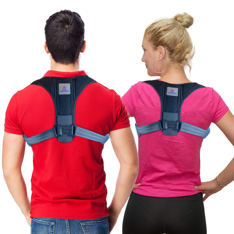 Back Posture Corrector Men Women Shoulder Spine Pain Brace Clavicle Support USA