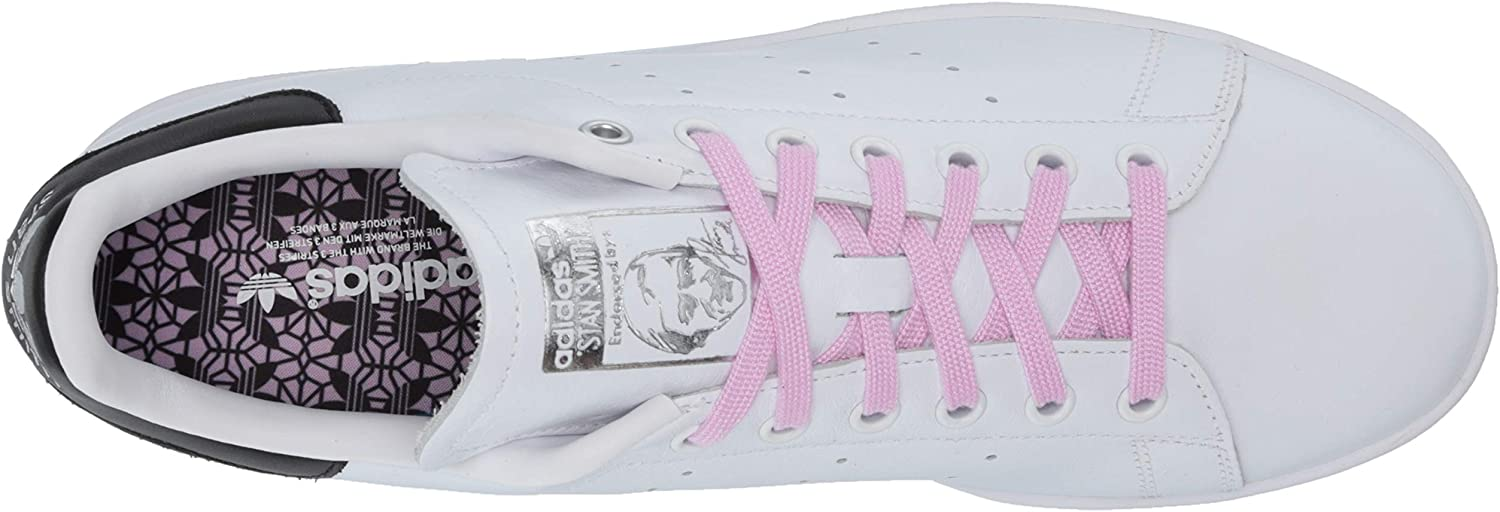 adidas Originals Stan Smith, Tennis Femme Chaussures White Core Black Clear Lilac