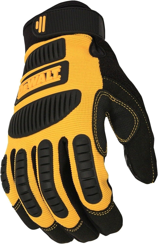 DeWalt High Performance Mechanics Work Gloves - DPG780 Size M, L, XL