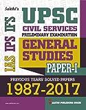 UPSC CIVIL SERVICES PAPER I