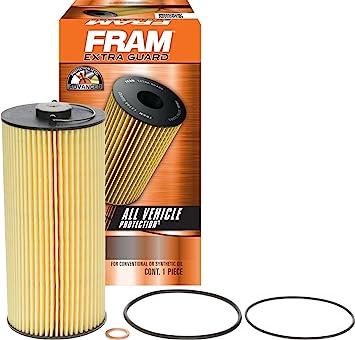 Amazon.com: FRAM CH6847 - Filtro de aceite para cartucho de ...