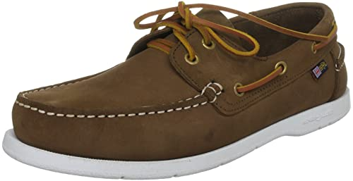 51699ae8aaadb Henri Lloyd Mens Arkansa Boat Shoes F94412 Brown 12 UK