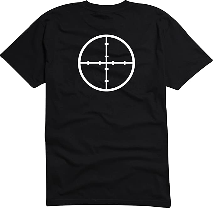 Black Dragon - T-Shirt Herren - JDM / Die cut - Fadenkreuz Zielfernrohr:  Amazon.de: Bekleidung