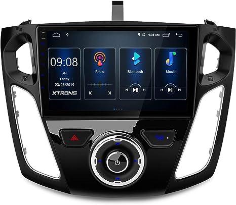 15 16 Ford Focus ST Radio Display Screen Information 2015 2016