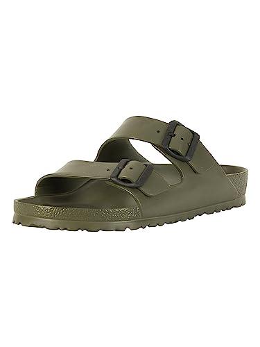 Birkenstock Arizona Eva Khaki 1011 Sandal qSzpGMVjLU