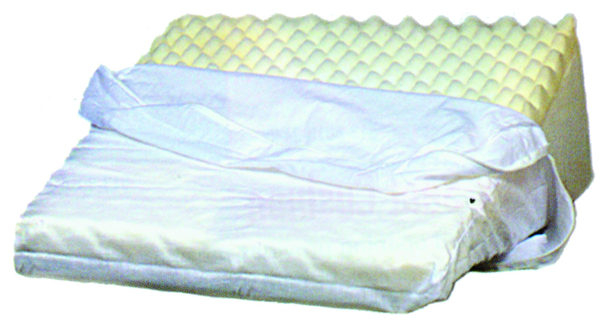 Geneva Healthcare Convolute Top 10'' Bed Wedge - 10'' x 22'' x 24'' - 1/EA