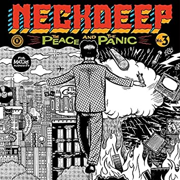 amazon the peace and the panic neck deep ロック 音楽