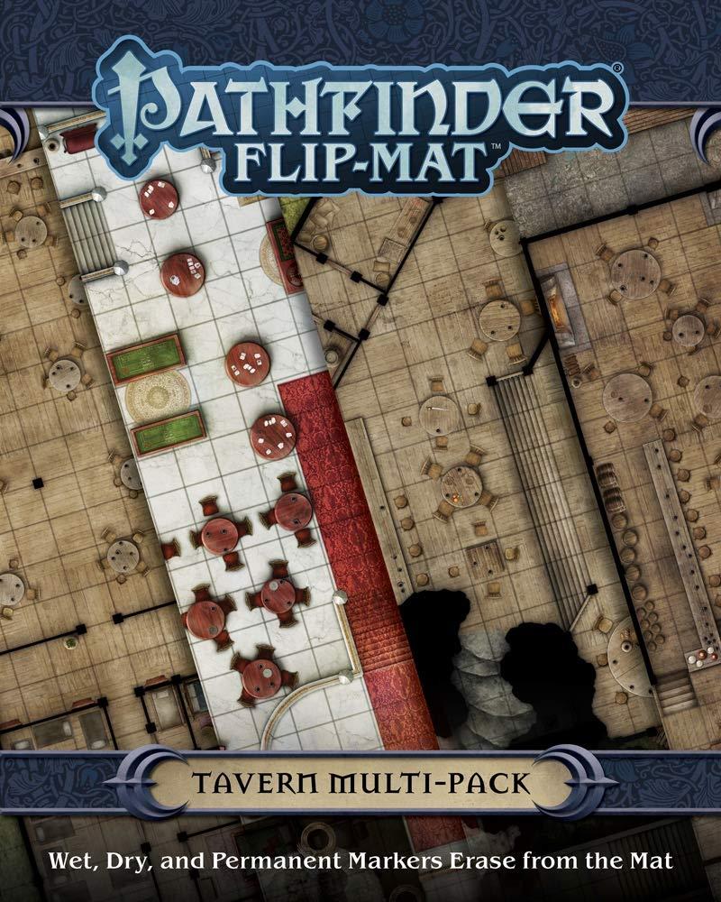 Pathfinder Flip-Mat: Tavern Multi-Pack: Amazon.es: Engle, Jason A., Radney-MacFarland, Stephen: Libros en idiomas extranjeros