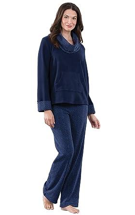 1f89c1265547 PajamaGram Super Soft Pajamas Women - Fleece at Amazon Women s ...