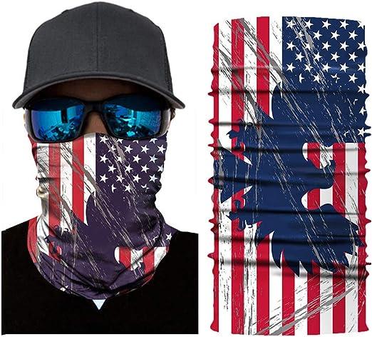 Winner American Flag Men//Women Helmet Liner Surf Beanie Cap