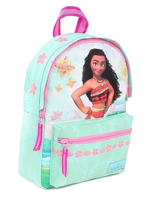 Disney Vaiana - Mochila escolar infantil, con licencia oficial