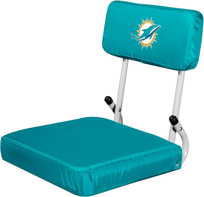 NFL Miami Dolphins Hardback Seat