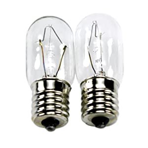 Supplying Demand 8206232A Microwave KEI 125 Volt 40 Watt Bulb 2 Pack