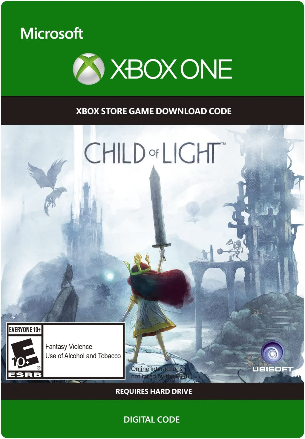Amazon.com: Child of Light - Xbox One Digital Code: Video Games