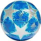 Adidas Finale18 Top Capitano, Balón, Football Blue-Bright Cyan-Collegia