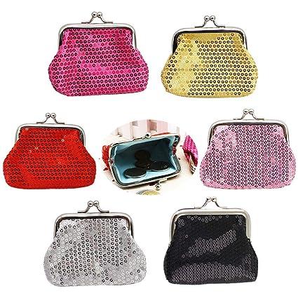 VGoodall Little Girl Crossbody Bag,Glitter