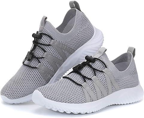 gracosy Zapatos Agua Deportivos Mujer Hombre 2020 Confort Correr Zapatos para Caminar Zapatos Ligeros Antideslizantes al Aire Libre Zapatillas de Deporte Playa 37-46: Amazon.es: Zapatos y complementos