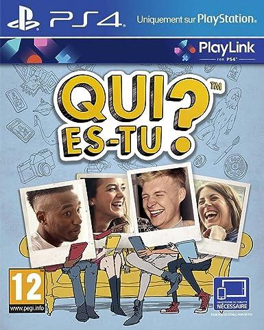 Qui es-tu ? Gamme PlayLink [Importación francesa]: Amazon.es ...