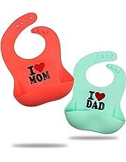 Babylovit BPA -freier und Rutschfester Kinderteller – geprüfter Esslernteller - Babyteller- Babygeschirr Teller für Baby und Kleinkinder Rutsch und Saugfest aus Silikon