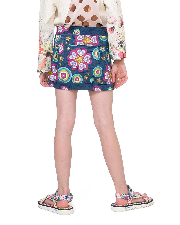 Sizes 5-14 Desigual Girls Skirt Gelida