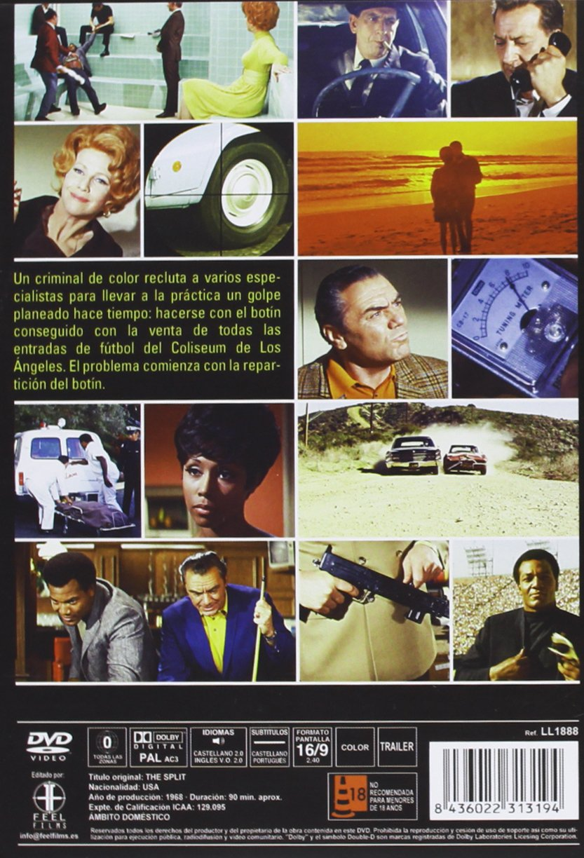Amazon.com: The Split [ NON-USA FORMAT, PAL, Reg.0 Import - Spain ]: Ernest Borgnine, Gene Hackman, Warren Oates, Donald Sutherland, Jim Brown, ...