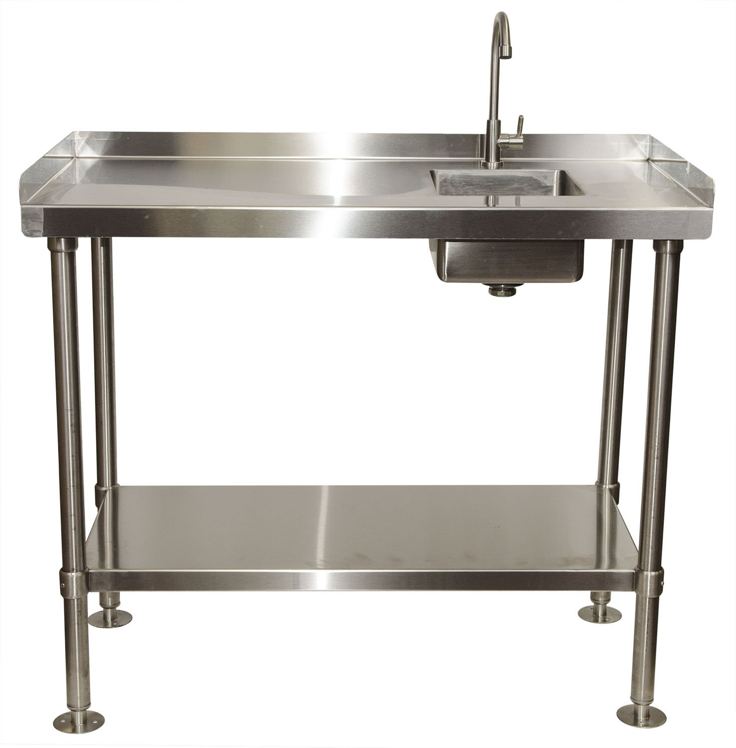 Rite Hite Stainless Steel Fillet Cleaning Table Made Jpg 1476x1500 Stainless  Steel Fish Cleaning Station