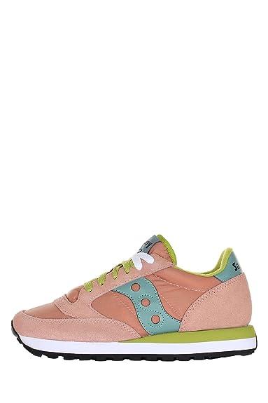 sneakers saucony donna 1044/423 colore rosa celeste verde nuova collezione autunno inverno 2017/2018