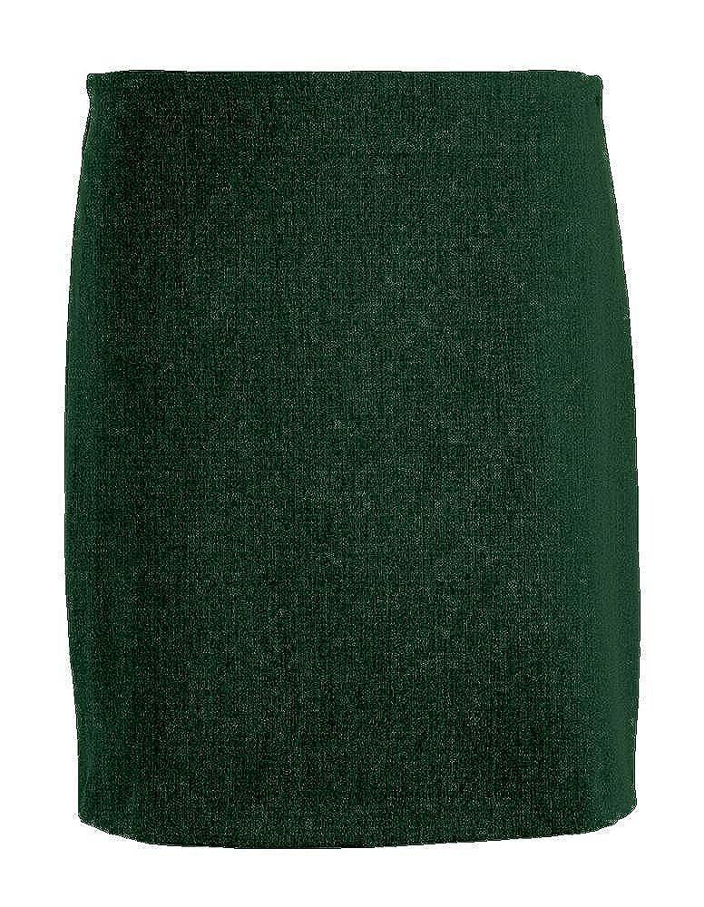 "Direct Uniforms School Uniform Tube Skirts 6-16Yrs (13-14yrs (st38) 26"" waist 18"" Length, Bottle green)"