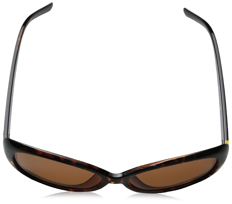 Amazon.com: Polaroid anteojos de sol de la mujer pld4014s ...