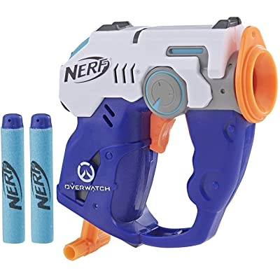 NERF Microshots Overwatch Tracer: Toys & Games