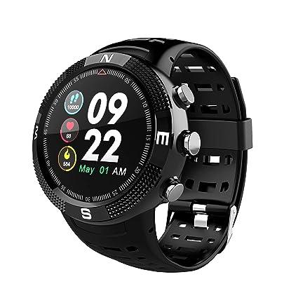 Amazon.com: LXJTT GPS Positioning Sports Smartwatch IP68 ...