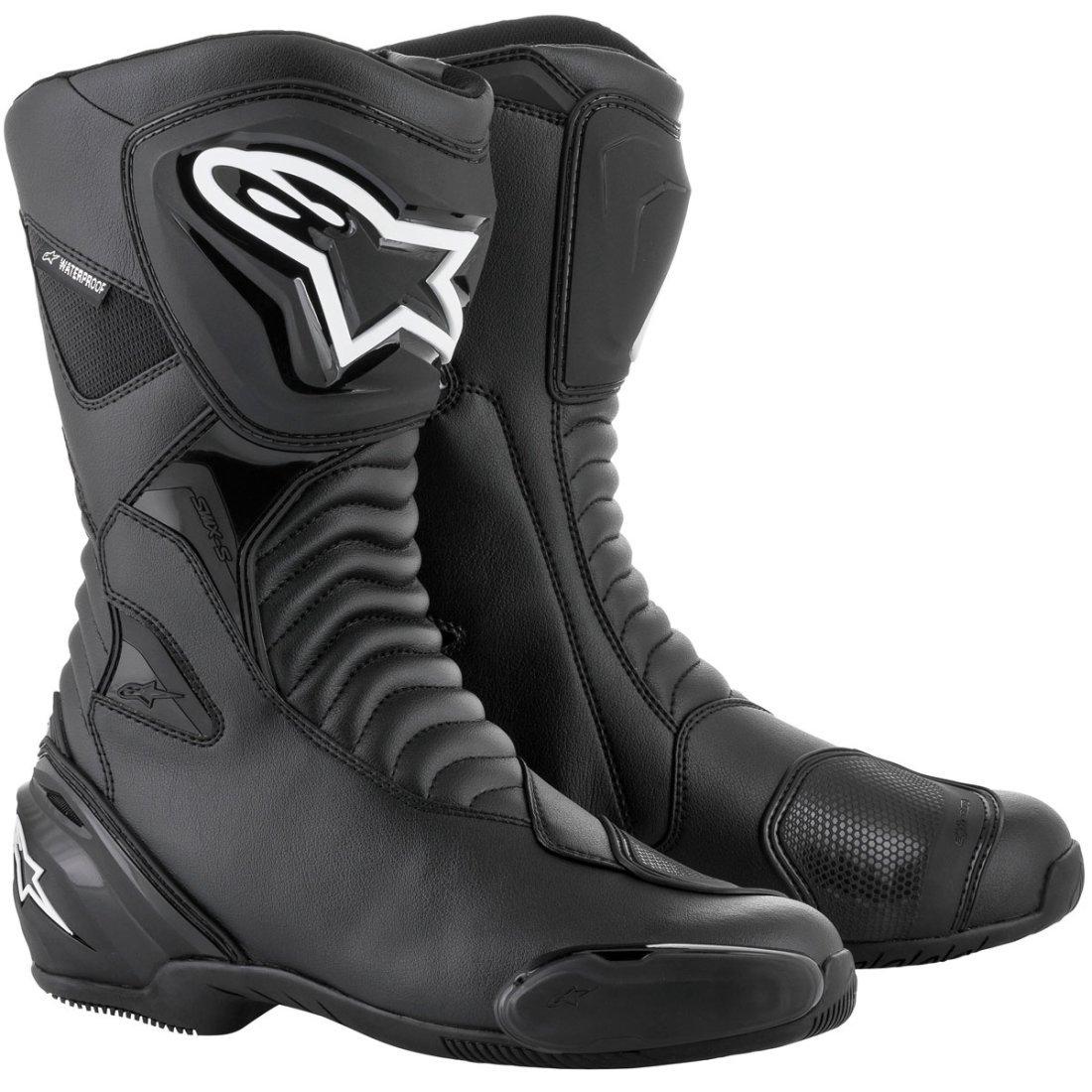 Alpinestars SMX S Waterproof Motorradstiefel 47
