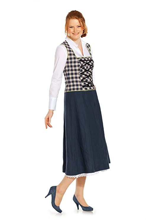 Amazon.com: Burda 7326 Sizes 18-32 Womens Dirndl, Robe ...