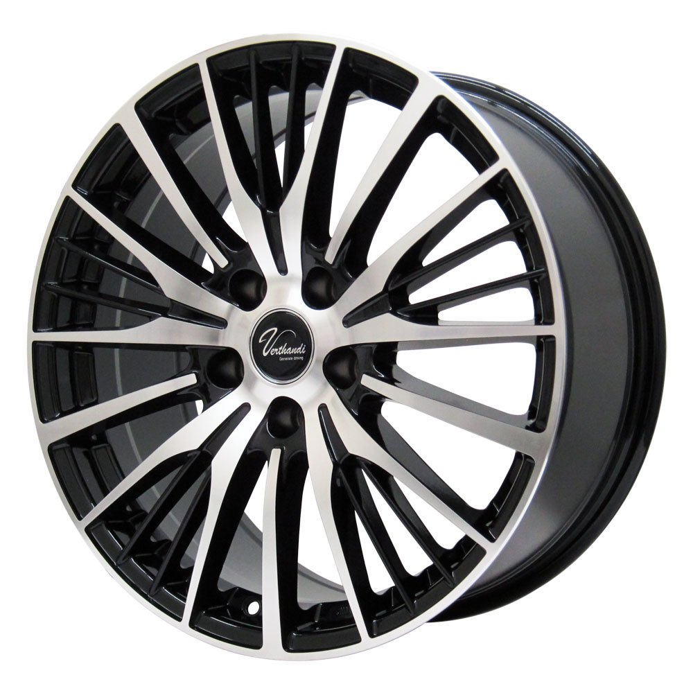 PINSO サマータイヤ&ホイールセット PS-91 195/55R15 Verthandi(ヴェルザンディ) 15インチ 4本セット B01LW03ME5