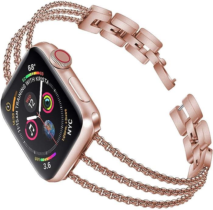 Top 10 Metal Cuff Apple Watch Band