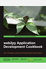 web2py Application Development Cookbook Paperback