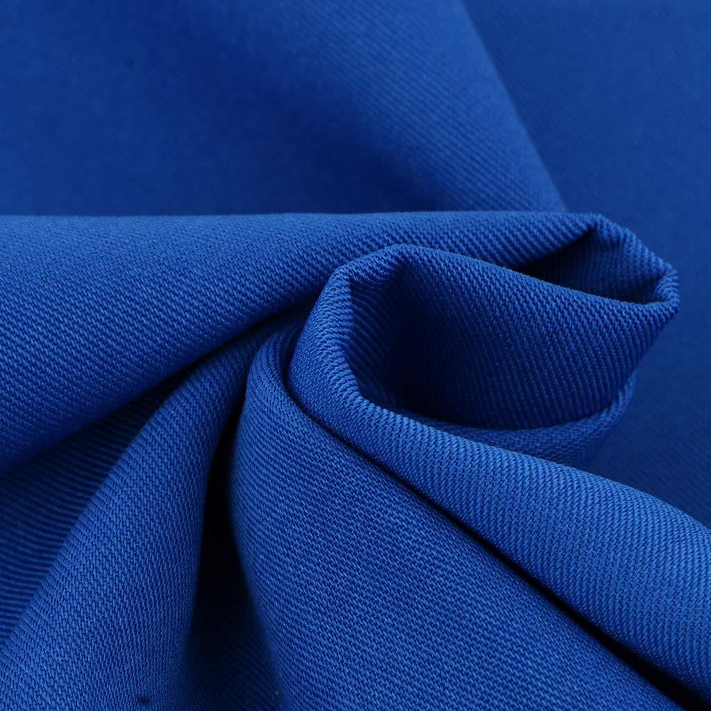 non-brand Sharplace Cabina para Ni/ños Caba/ña Cama Cortina Playtent Ni/ños Dormitorio Decoraci/ón Azul Profundo