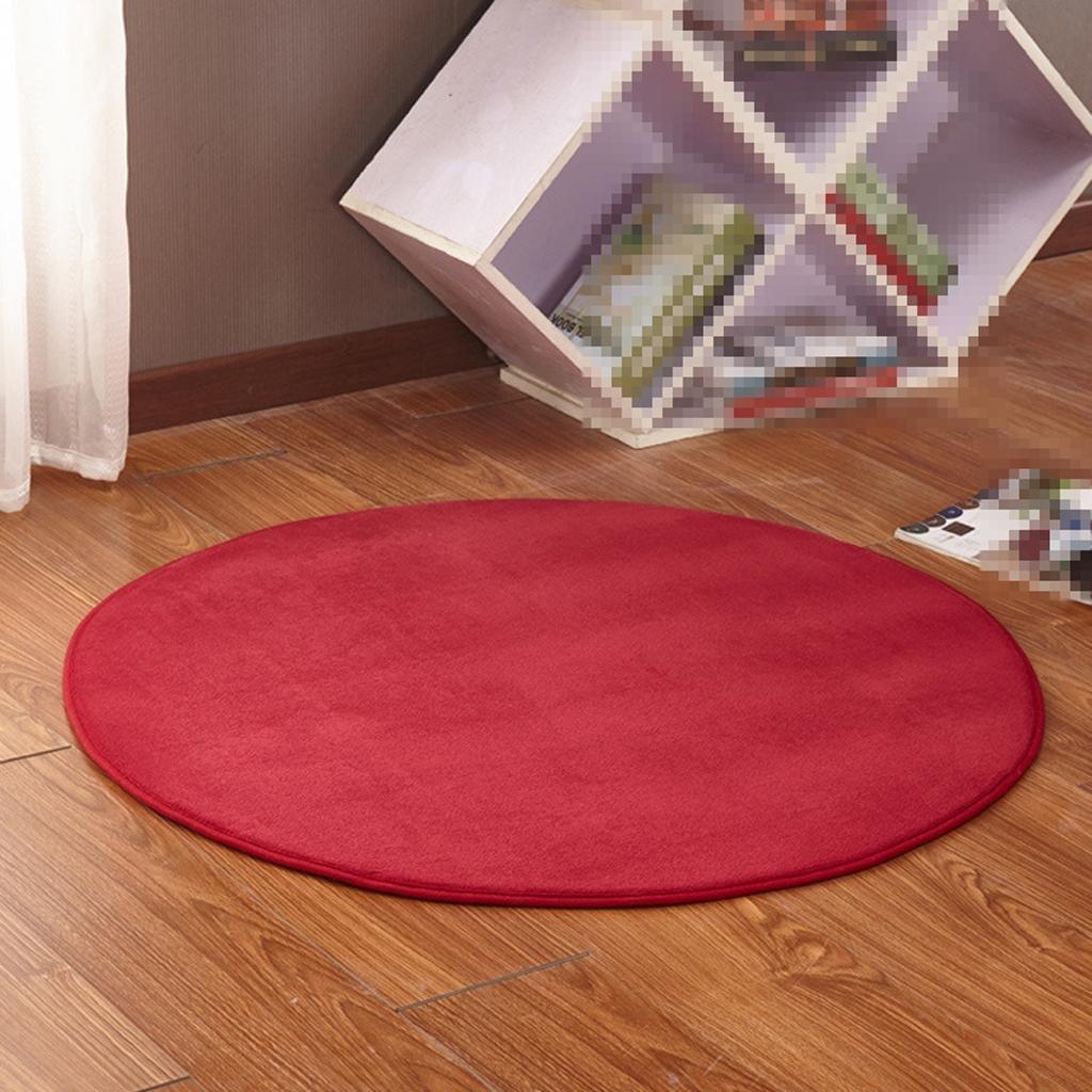 DYI Simple carpet, basket rattan chair carpet, living room bedroom carpet, mats, 9