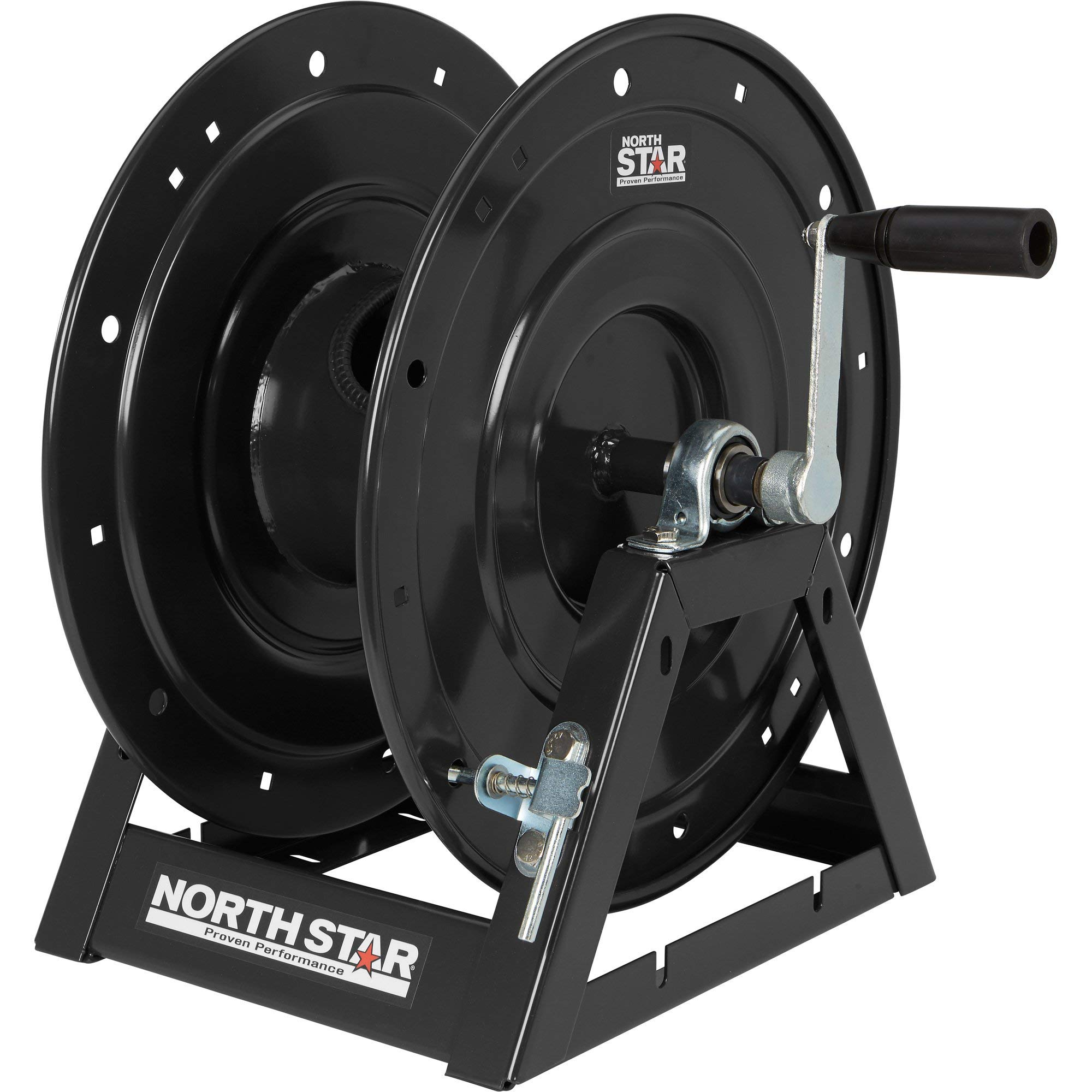 NorthStar Heavy-Duty A-Frame Hose Reel - 5000 PSI, 150ft. Capacity by NorthStar