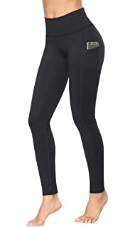 af4318c446 Fengbay High Waist Yoga Pants, Pocket Yoga Pants Tummy Control Workout  Running 4 Way Stretch
