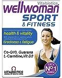 Vitabiotics Wellwoman Sport and Fitness - 30 Tablets (Pack of 3)