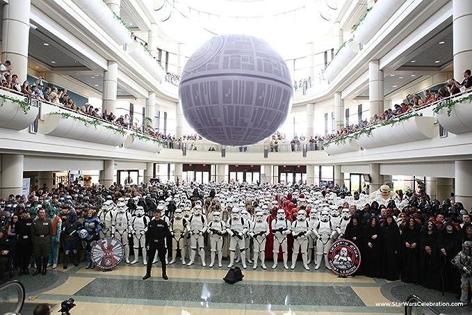 GRB Hombres de Stormtrooper tobillo botas Deluxe Star Wars soldado imperial disfraz Cosplay 100% capa superior de piel color blanco botas de soldado para el ...