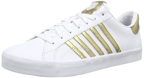 Belmont So, Womens Low-Top Sneakers K-Swiss